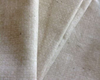 Cloth Napkins - Faux Burlap - Cream - 100% Cotton