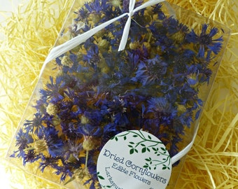 Bachelor Buttons, Cornflowers, Dried Bachelor Buttons, Pink, Blue, Petals, Purple, Lavender, Edible, Cornflower Petals, Dry Flowers, Edible