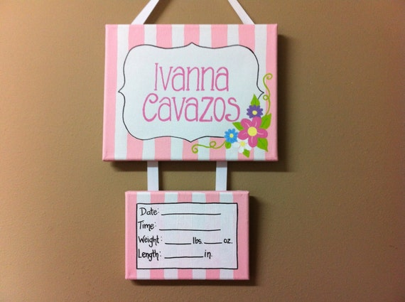 Sale girly pink baby hospital door decoration by for Baby hospital door decoration