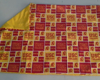 USC University of Southern California Trojans pillowcase 243283
