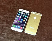 New Gold IPhone 6 Miniature Scale 1:6 for Blythe Barbie Puki Lati Revoltech and similar Dolls.