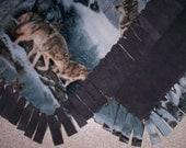 Fleece Blanket - Animals - Wolves