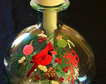 Round Soap Dispenser-Cardinals-Item 790