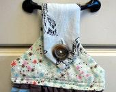 Hanging Kitchen Towel-- Stripes