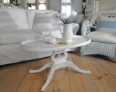 This item is on reserve           coffee table shabby chic painted furniture vintage