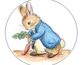 Envelope Sealers--Peter the Rabbit