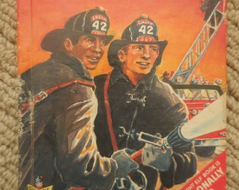 Childrens Fire Fighters Book