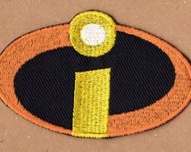 Incredibles Logo Patch