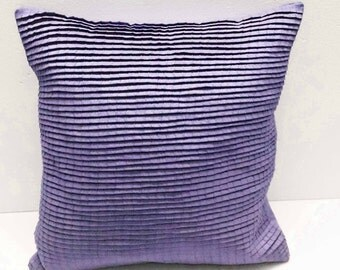 purple pillow,accent decorative pillow,16inches,designer throw pillow,christmas gift ideas