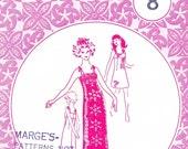 Patterns Pacifica 3041 Vintage Hawaiian Dress Summer dress