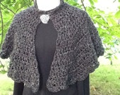 Special Order Victorian Capelet for Heidi Weidel