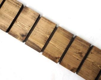 wood cat bridge ramp hammock plank wooden burlap furniture toy decorative home decor accessories natural neutral rustic