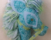 Custom listing for Alison Sherk ONLY Teal, Red Bandana and Chocolate-Paisley