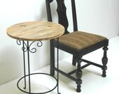 SALE Barn Wood Table Stand Reclaimed Furniture