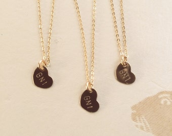 GNI Love Charm Necklace