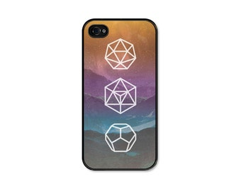 iPhone 6 Case - Sacred Geometry iPhone 5 Case - Samsung Galaxy S4 Case - Geometric iPhone 5c Case - iPhone 6 Plus Case - iPhone 4 Case