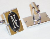 Vintage Hickok N Cuff Links, Accessories