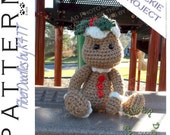 INSTANT DOWNLOAD : Handful of Gingerbread Crochet Pattern