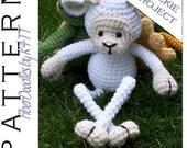 INSTANT DOWNLOAD : Springtime Friends Single (Lovey the Lamb) Crochet Pattern