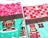 Holiday Pillow Cases Set of 2 - Sweet Dreams