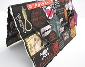Funny Valentines Card, Anti Valentines, Valentines Heart, Valentines Day Card, Gothic, Hand Cuffs, Valentine Decoration, 23, Blank Greeting