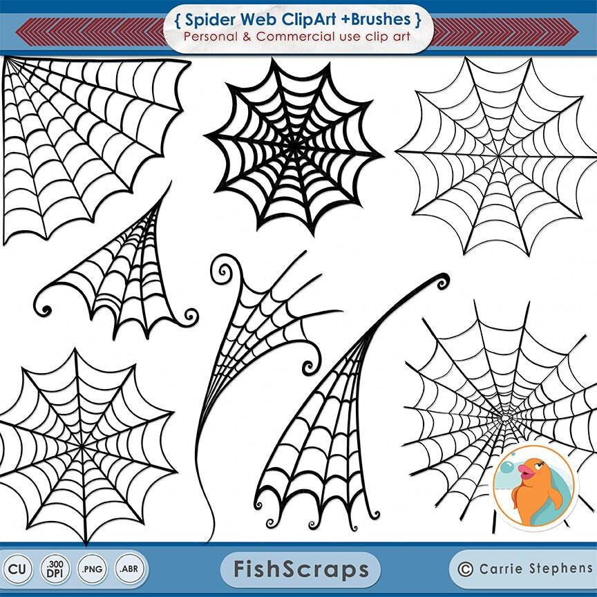 Spider webs clipart - photo#42