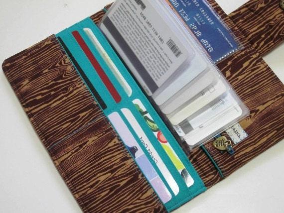 Clear Plastic Wallet Windows Secretary Wallet By Patriscorner