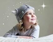 Childrens Viking Hat Helmet with Horns Toddler Hat