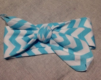 Chevron Knit Headband NOW 20% OFF