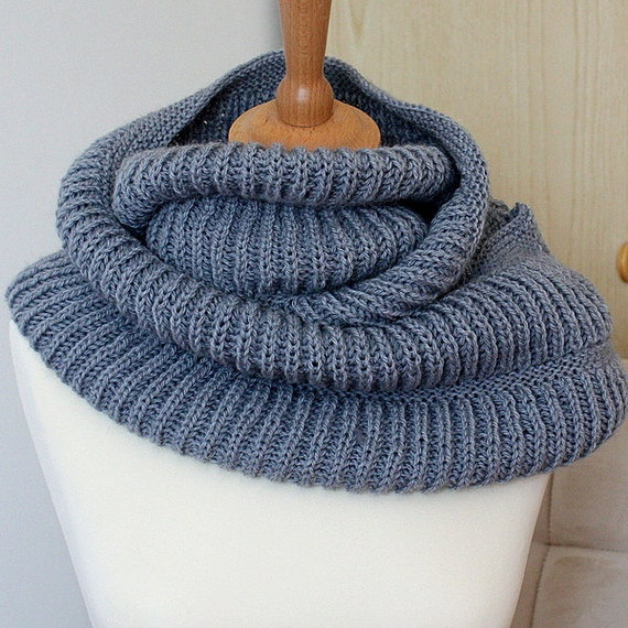 Hooded Cowl Knitting Pattern Free : Knitting pattern oxford hooded cowl pdf file from