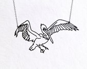 NEW! Pelican Necklace