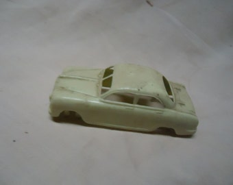 Vintage Toy Car Shell, collectable, plastic
