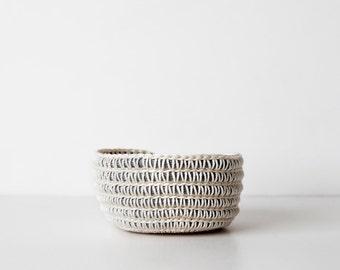 Crocheave Form No. 12