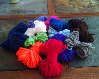 Scrap yarn pak