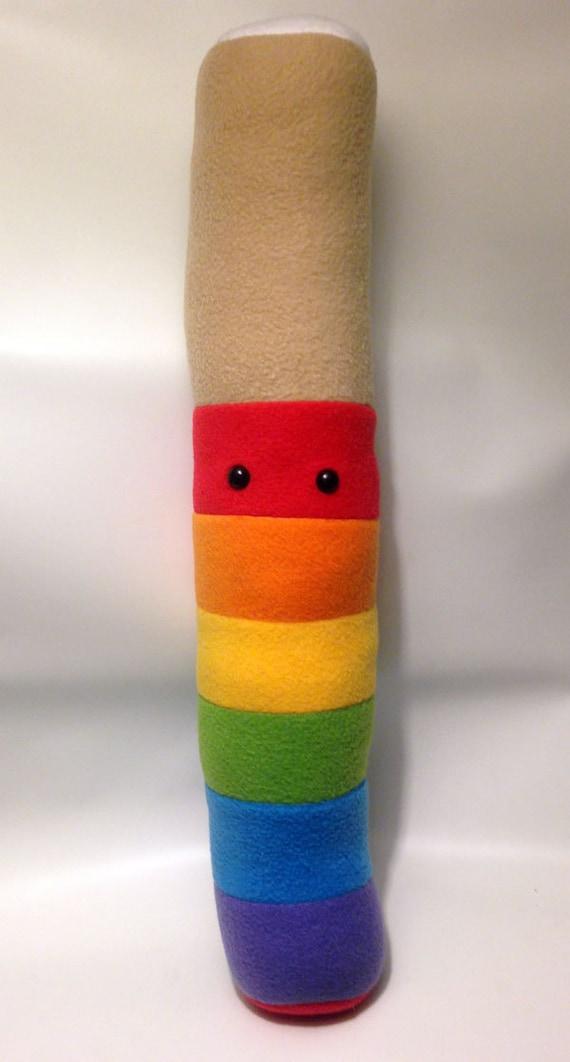 Fags- Rainbow Cigarette Plushies-LGBT Pride