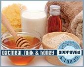 OATMEAL, MILK & HONEY Fragrance Oil, 1 oz