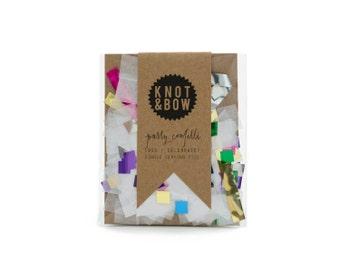 Classic Party Confetti Single Serving / Party Confetti