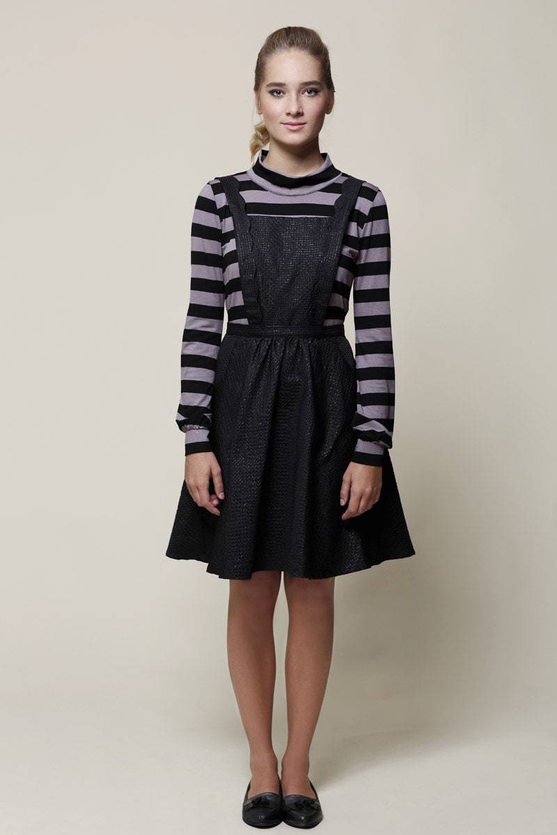 sale pinafore dress jumper dress black dress black
