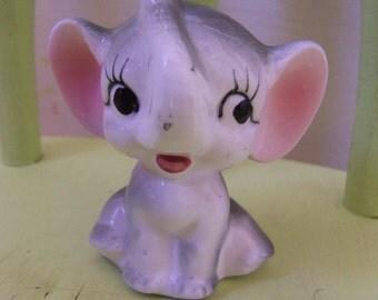 darling baby elephant figurine