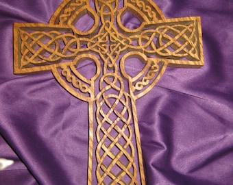 Detailed Celtic Cross