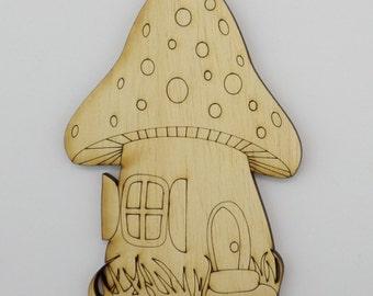 Mushroomhouse - BAP030