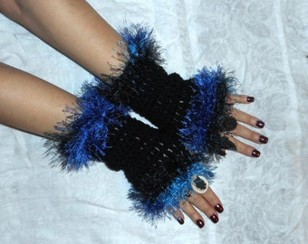 "Shop ""fuzzy yarns"" in Gloves & Mittens"