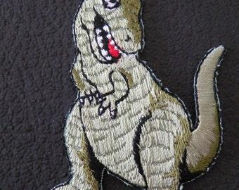 Cute Dinosaur Applique