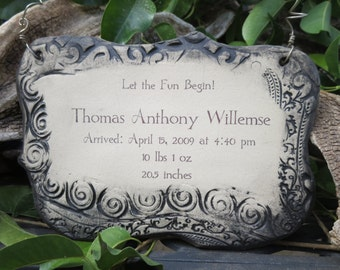 Special Order Custom Personalized plaque