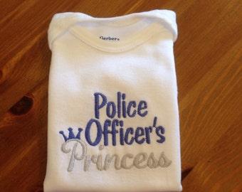Police Officer's Princess