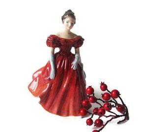 Royal Doulton Winsome Figurine Retired Collectible 1959 Pristine
