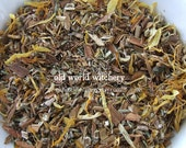 Witches Intent Herbal Incense Blend - Mental Clarity , Psychic Energy Concentration