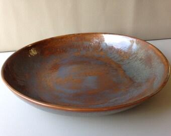 Earthenware Fruit Bowl