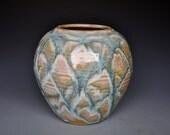 Ceramic Flower Vase Handmade A