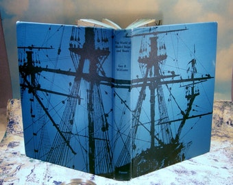 The World of Model Ships and Boats Vintage 1971 First Edition Hardcover Book